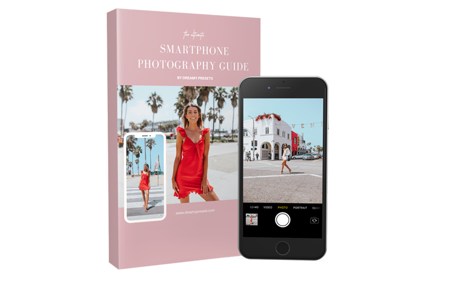 mobile lightroom presets by dreamy presets