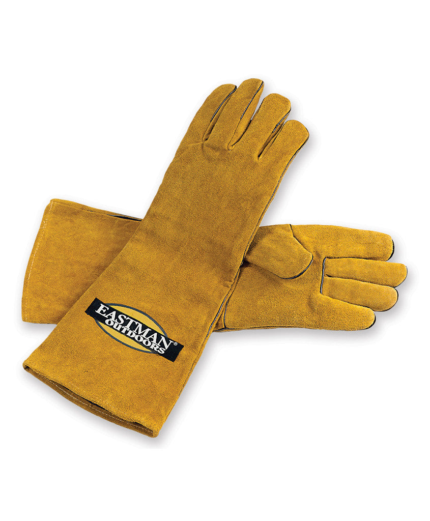 19-Inch Leather Cooking Gloves,  - Eastman Outdoors