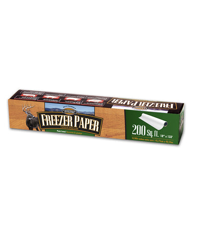 "18"" Plastic Coated Freezer Paper Roll - 133 ft.,  - Eastman Outdoors"