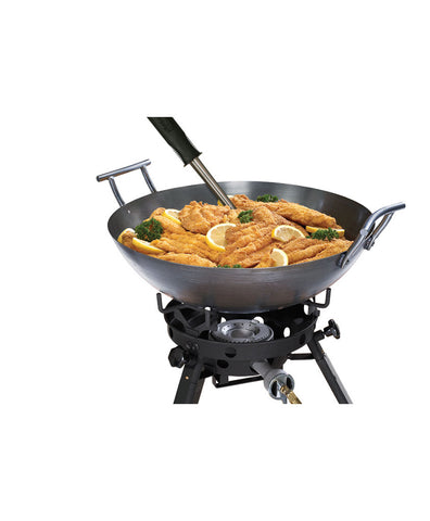 18-Inch Carbon Steel Wok,  - Eastman Outdoors