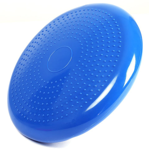 BALANCE CUSHION FOR PHYSICAL THERAPY, STRENGTHENING, POSTURE AND YOGA