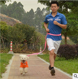HANDS-FREE DOG LEASH / BELT FOR WALKING AND JOGGING
