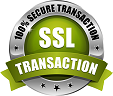 SSL Secured Transaction