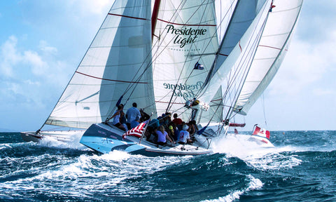 Americas Cup yacht racing st. martin