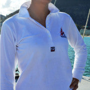 Lady's Polo Long Sleeve