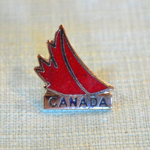 "True North ""America's Cup"" Pin"