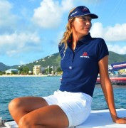 Lady's Polo True North
