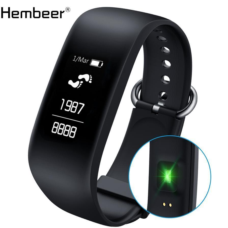 Dynamic Heart Rate Monitor Watch for Android IOS – Sayestore