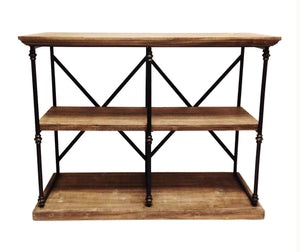 Console Table Wood / Metal