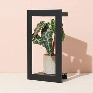 Portrait GrowFrame - Matte Black