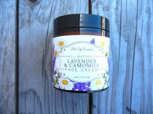 Load image into Gallery viewer, Lavender & Chamomile Face Cream