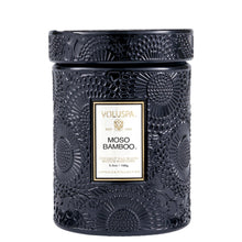 Load image into Gallery viewer, Voluspa / MOSO BAMBOO SMALL JAR CANDLE