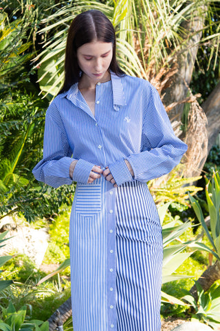 Stripe Slice Shirt