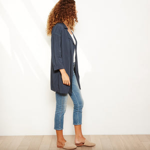 The Odells- BLACK Relaxed Jacket