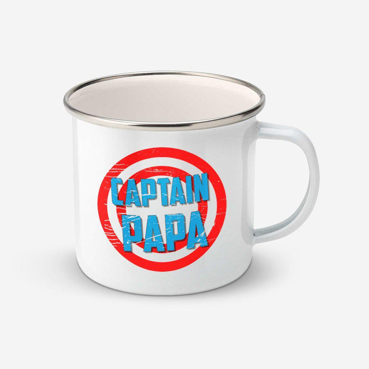 Mug Captain Papa par T-Pop