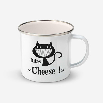 Mug Dites cheese par T-Pop