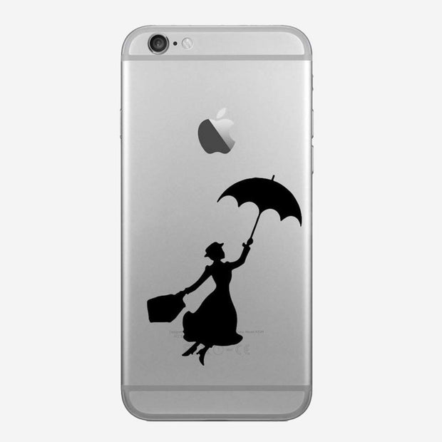 Sticker iPhone Mary Poppins par T-Pop