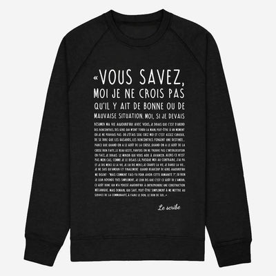 Sweat Asterix Monologue du scribe - Homme par T-Pop