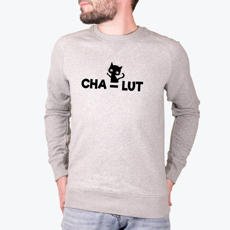 Sweat Chat Cha-lut - Homme par T-Pop