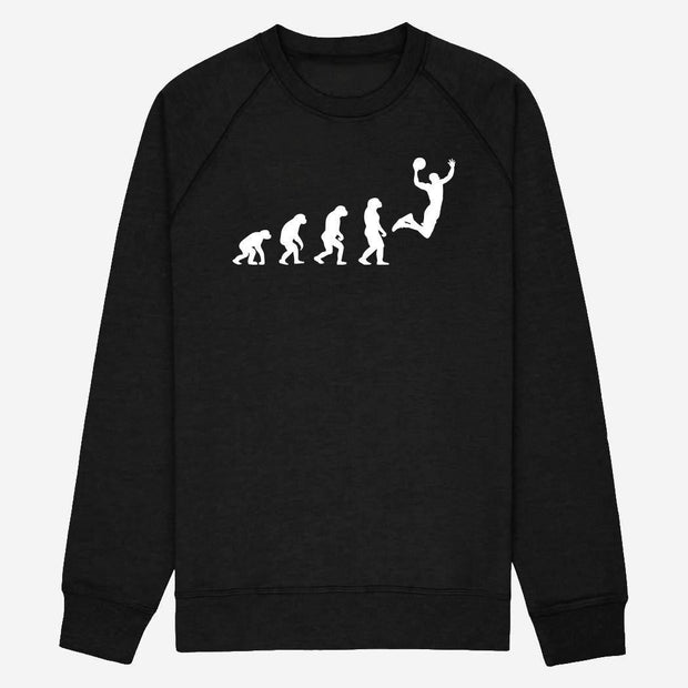 Sweat Evolution basket - Femme par T-Pop