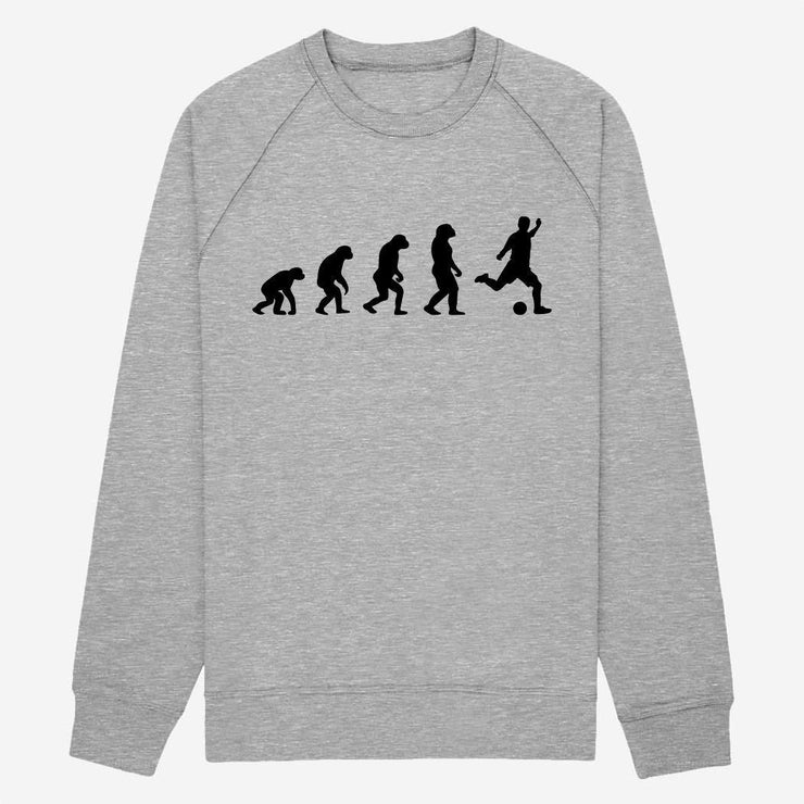 Sweat Evolution football - Homme par T-Pop