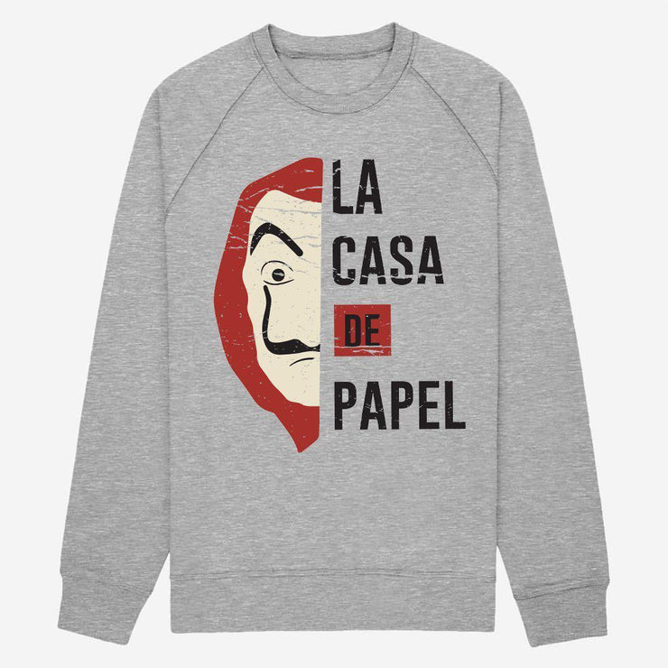 Sweat La Casa de Papel - Femme par T-Pop