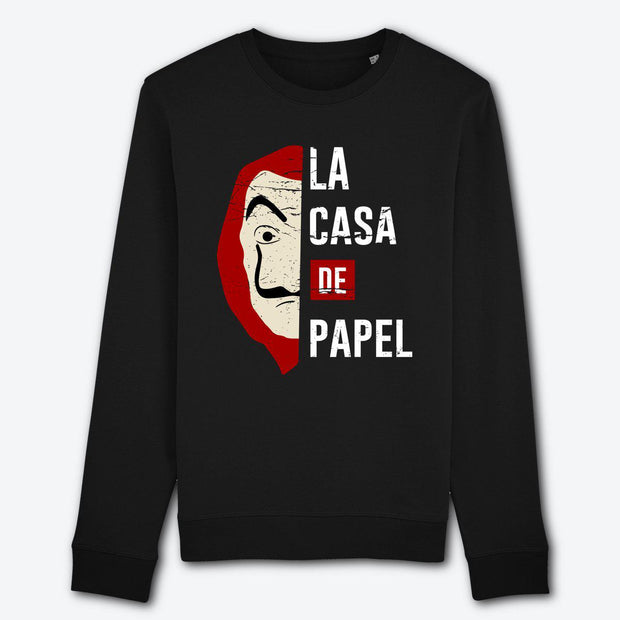 0d65c83c44ff5 Sweat La Casa de Papel - Homme   Univers Sweat-shirt