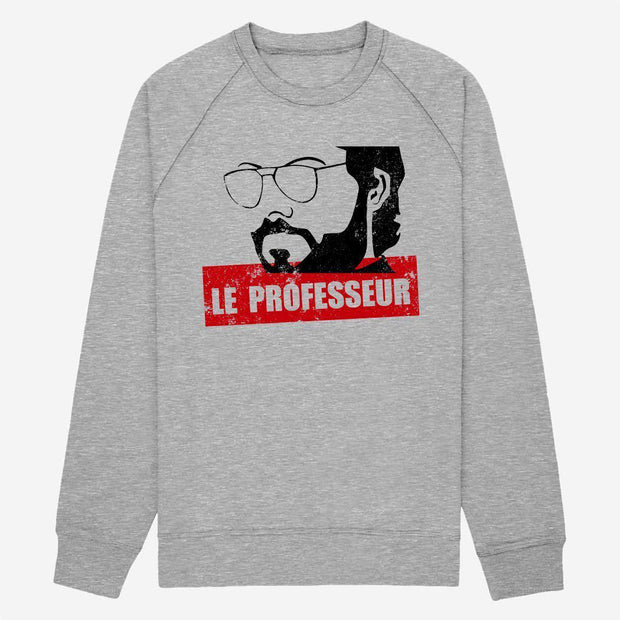 Sweat Le Professeur - Homme par T-Pop