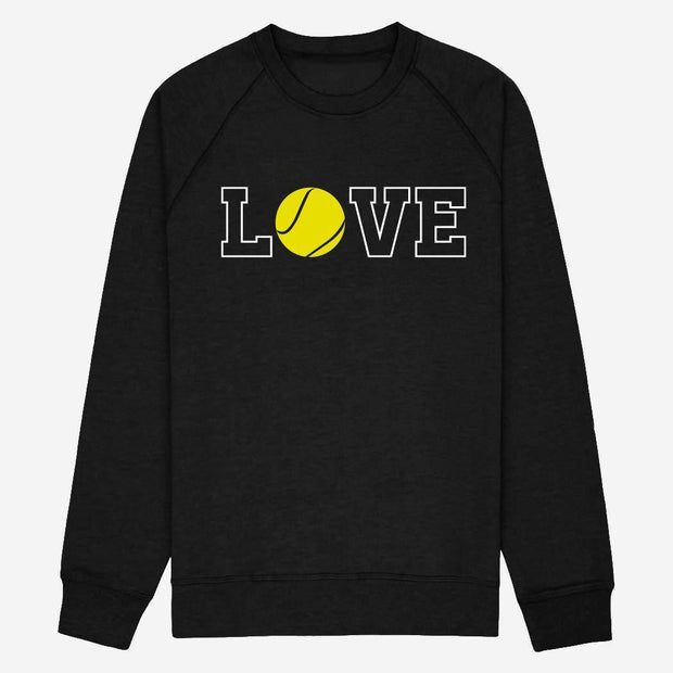Sweat Love tennis - Homme par T-Pop