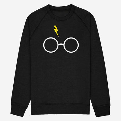 Sweat Lunettes Harry Potter - Homme par T-Pop