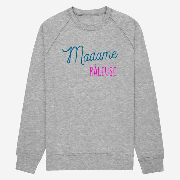 Sweat Madame Râleuse - Femme par T-Pop