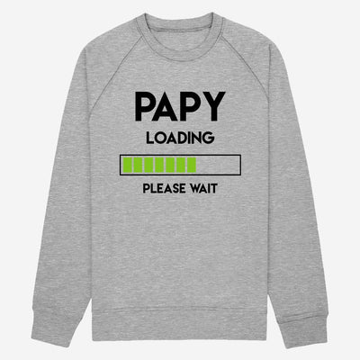 Sweat Papy loading - Homme par T-Pop
