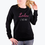 Sweat-shirt Loulou - Femme par T-Pop