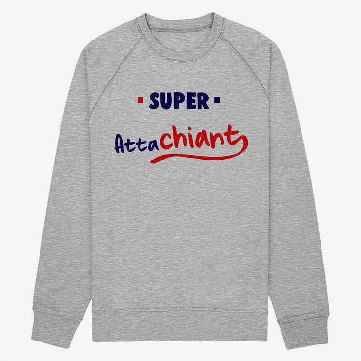 Sweat Super attachiant - Homme par T-Pop