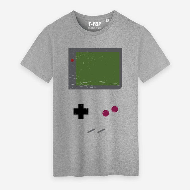 T-shirt Game boy - Homme par T-Pop