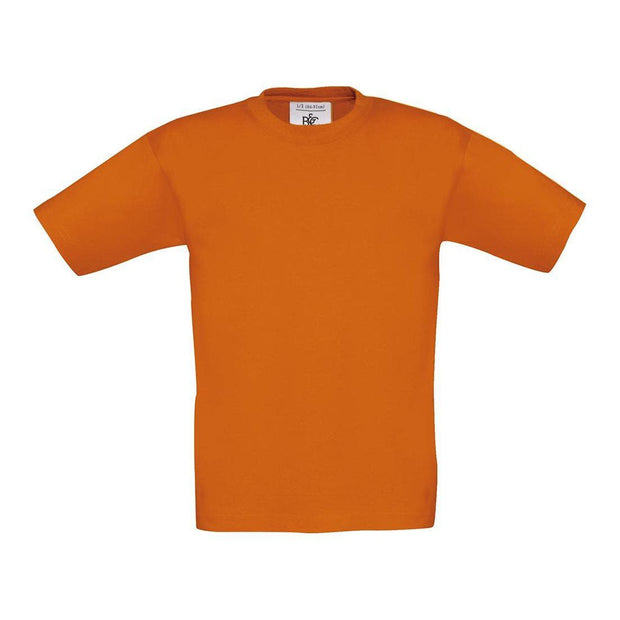 T-shirt personnalisé - Enfant - 100% coton - Orange par T-Pop