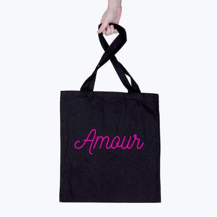 Tote bag Amour par T-Pop