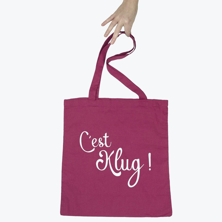 Tote bag C'est Klug par T-Pop
