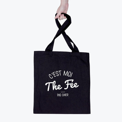Tote bag C'est moi the fée par T-Pop
