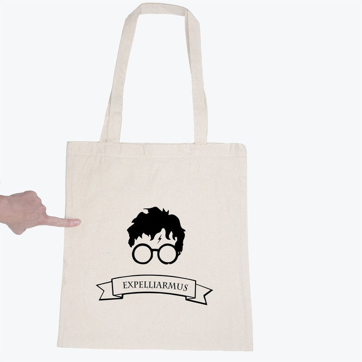 Tote bag Harry Potter Expelliarmus par T-Pop