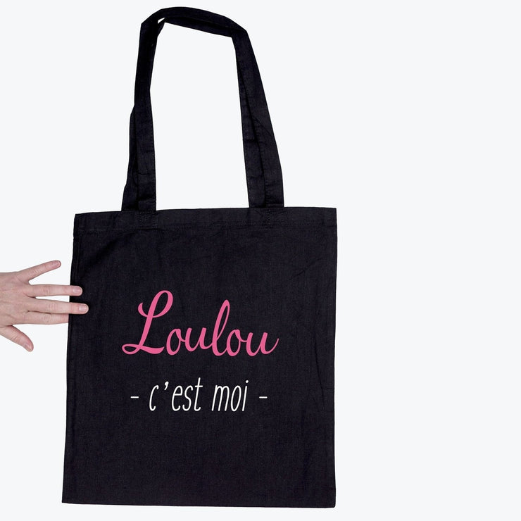 Tote bag Loulou par T-Pop