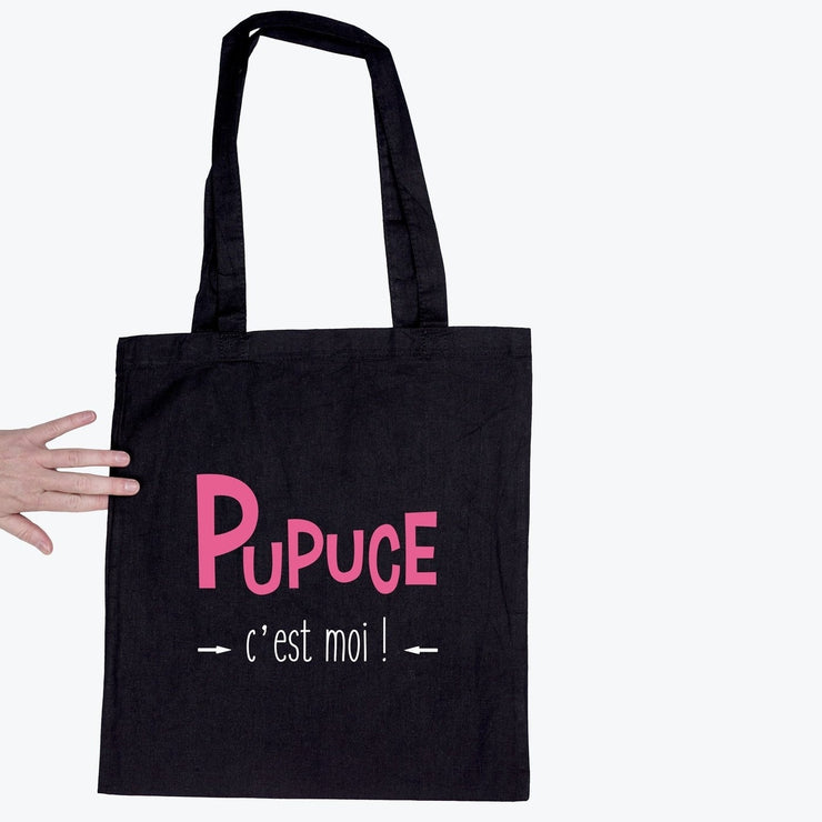 Tote bag Pupuce par T-Pop