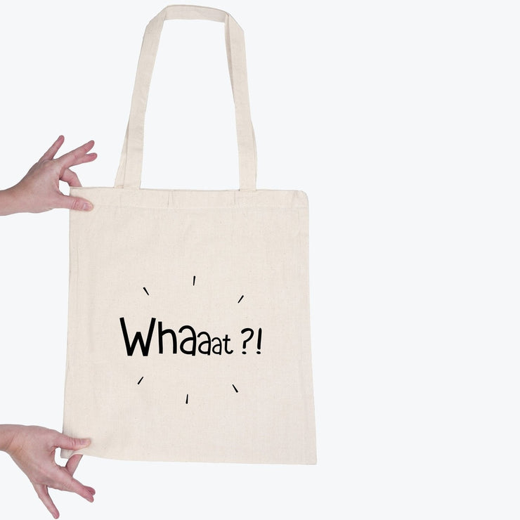 Tote bag What par T-Pop