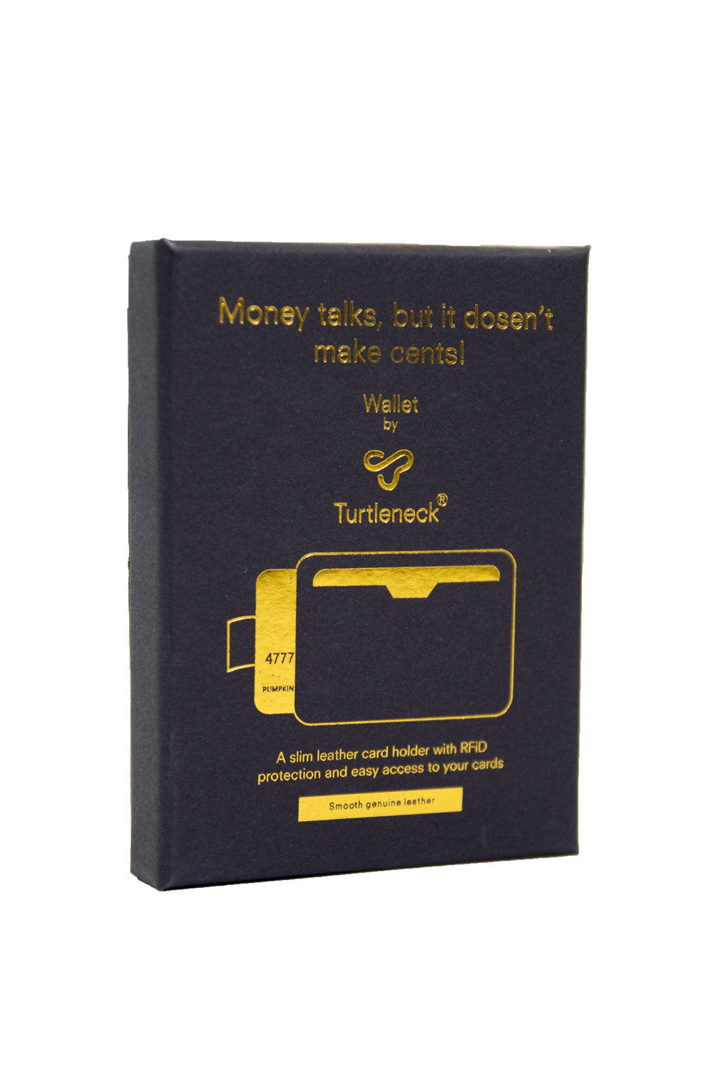 Wallet by Turtleneck  <br> Smooth