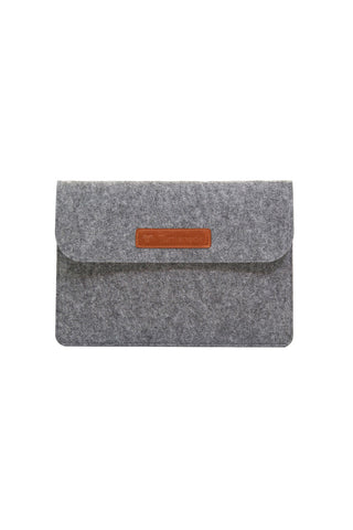 Etui by Turtleneck <br> Rugged Grey 15""