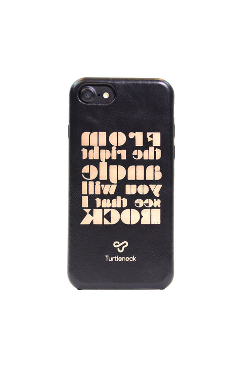 PhoneCase <br> Mirrored Text