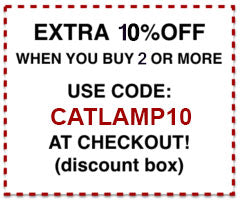 CATLAMP10 Coupon