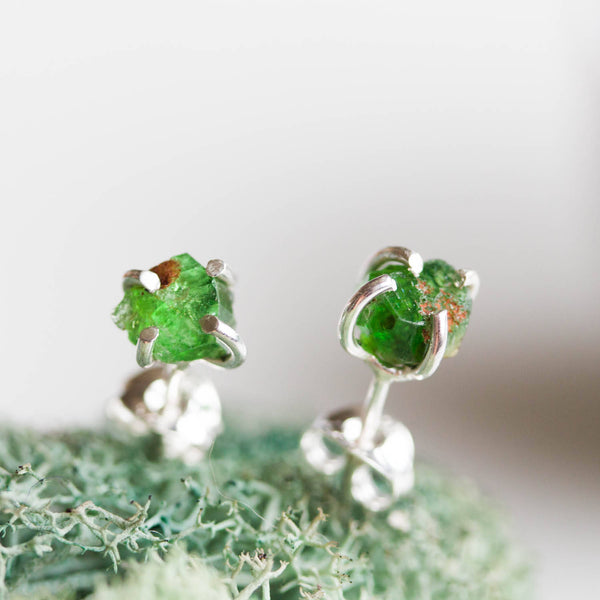 winter alert shop earrings blooms deal stud tourmaline novica thailand