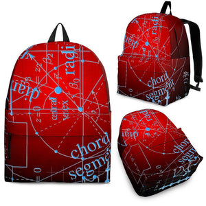 Mathematics Backpack - Nice & Cool