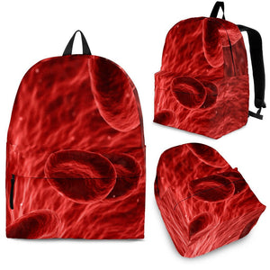 Red Blood Cells Backpack - Nice & Cool